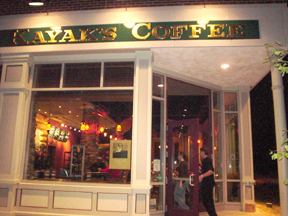Kayak's Coffee House