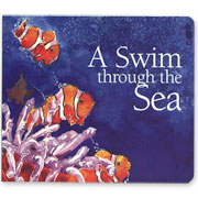 A Swim Through The Sea (Boardbook edition)