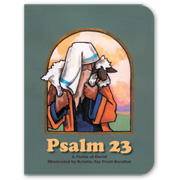 Psalm 23 (Board Book)
