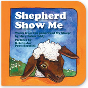 Shepherd, Show Me (Board Book)